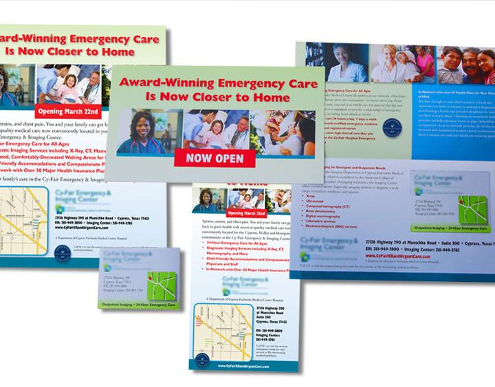 Houston Hospital Campaign