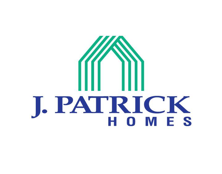 J Patrick Homes Logo