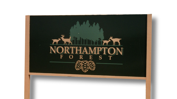 NHForest sign