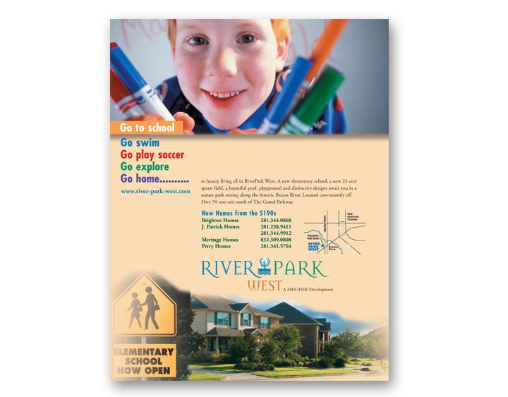 River Park West Ad