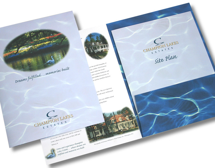 Champions Lakes Brochure