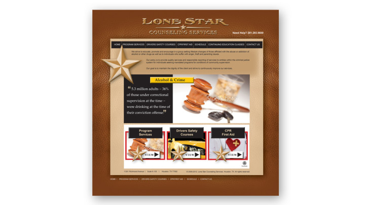 lonestar website