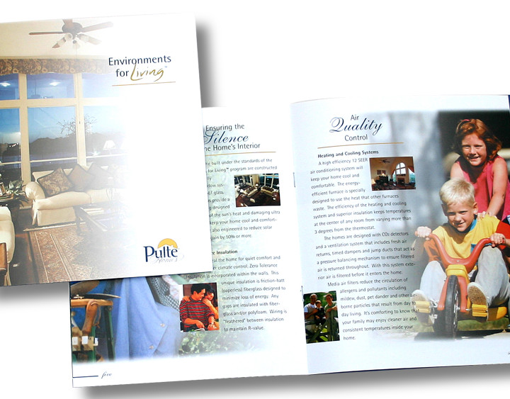 Pulte Homes Brochure