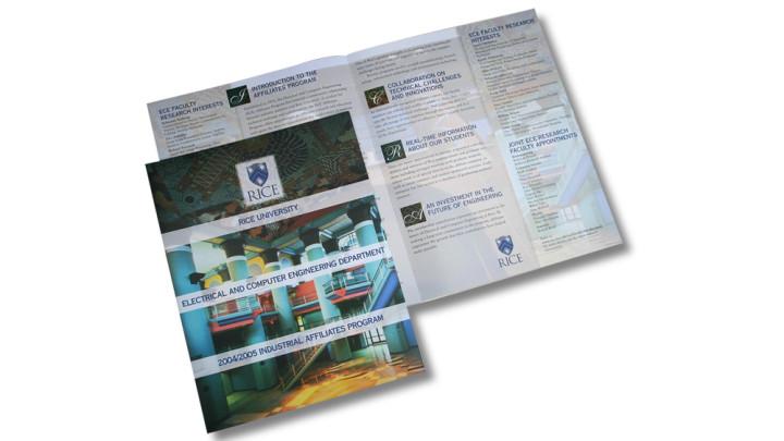 rice brochure