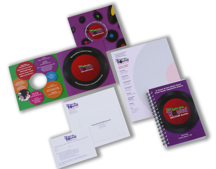 Spin Me Round Campaign