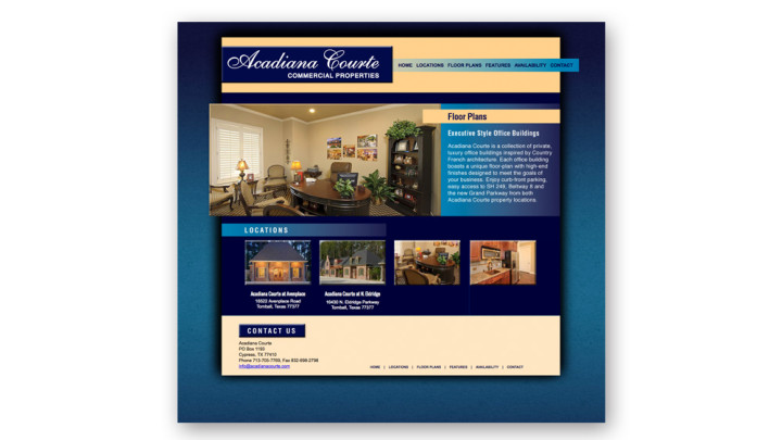 acadiana website