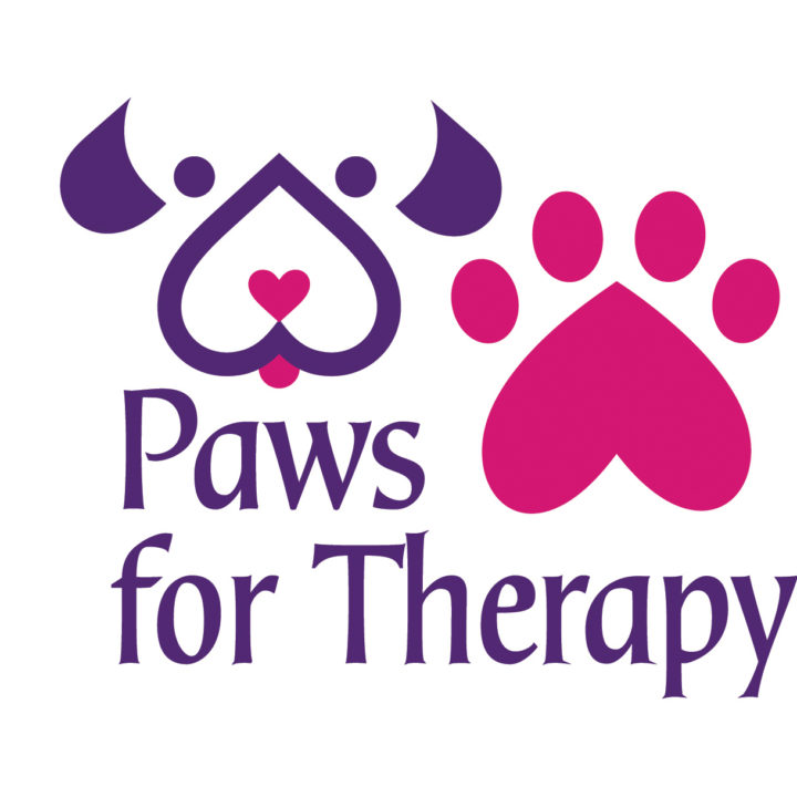 Paws for Therapy logo